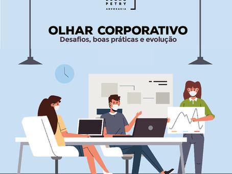 Olhar CorporativoDesafios, boas práticas e evolução