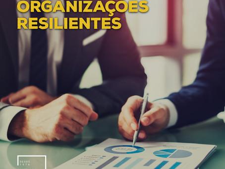 Cinco atributos das organizações resilientes