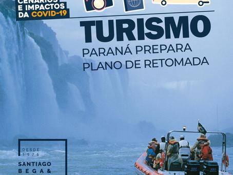 Turismo - Paraná prepara plano de retomada