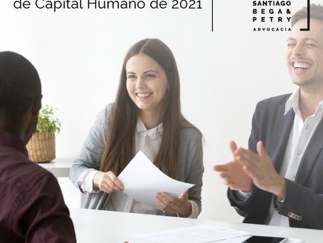 5 Tendências Globais de Capital Humano de 2021