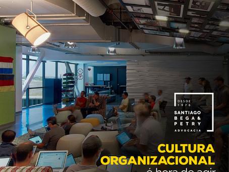 Cultura organizacional: é hora de agir