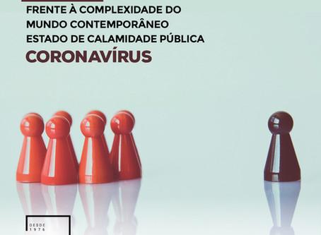 Liderança Frente à Complexidade do Mundo Contemporâneo Estado de Calamidade Pública –  Coronavírus