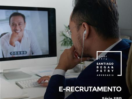 E-recrutamento