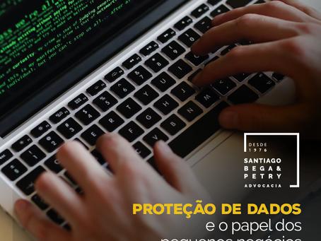 Proteção de dados e o papel dos pequenos negócios
