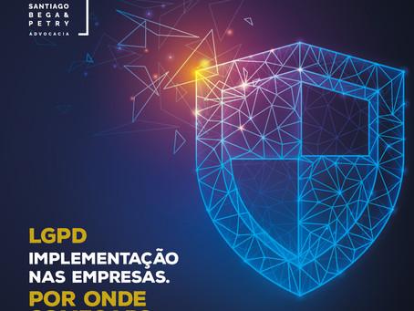 SBP Advocacia firma parceria para implementação da LGPD nas empresas