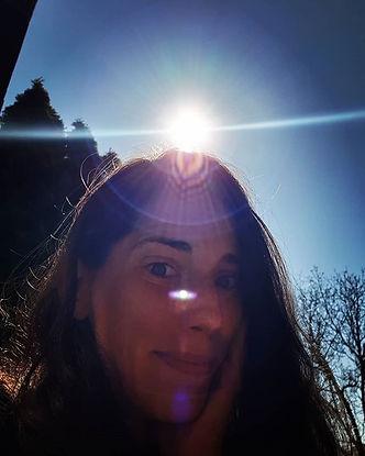 Chaque jour je prends soin de la lumière