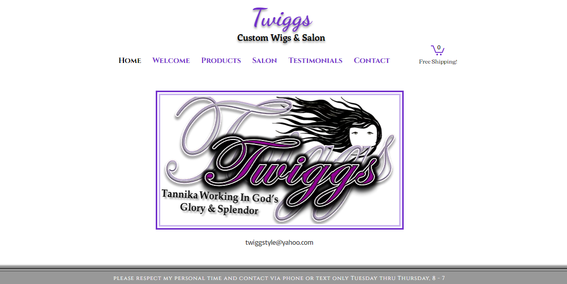 Twiggs Custom Wigs & Salon