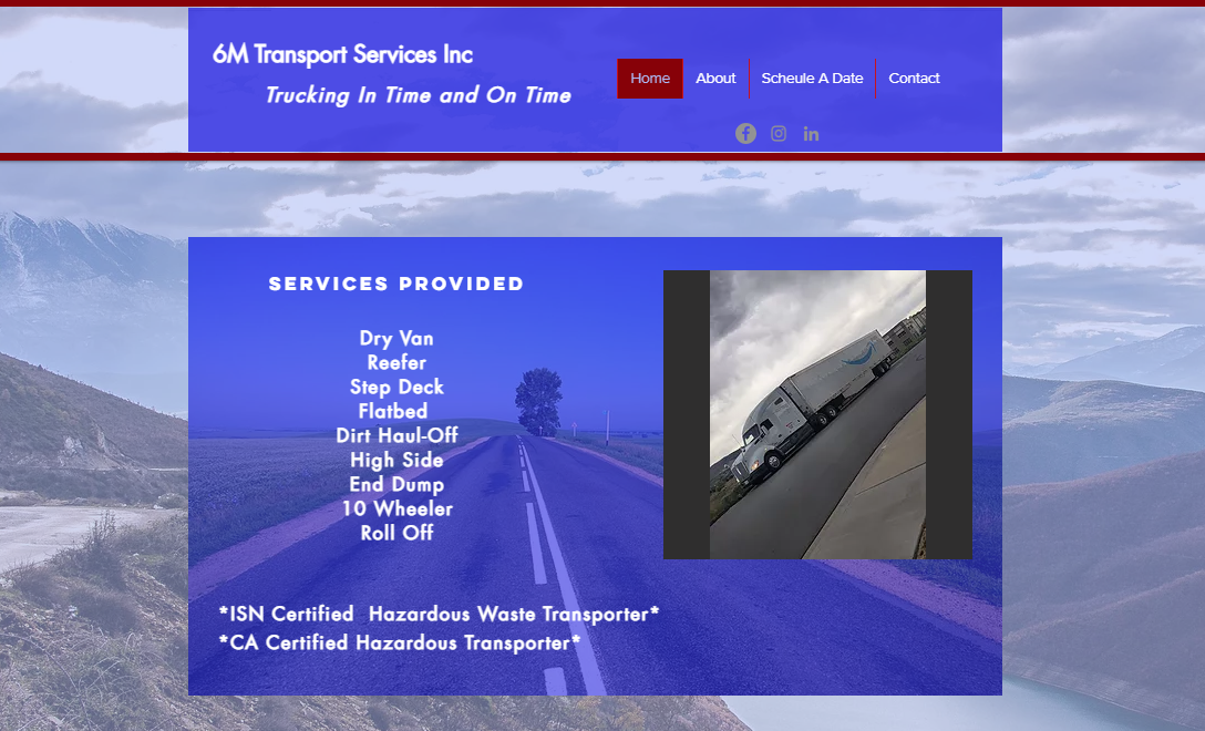 6M Transport Services, Inc.
