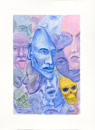 Mar de caras