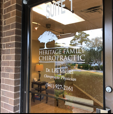 Heritage Family Chiropractic Front