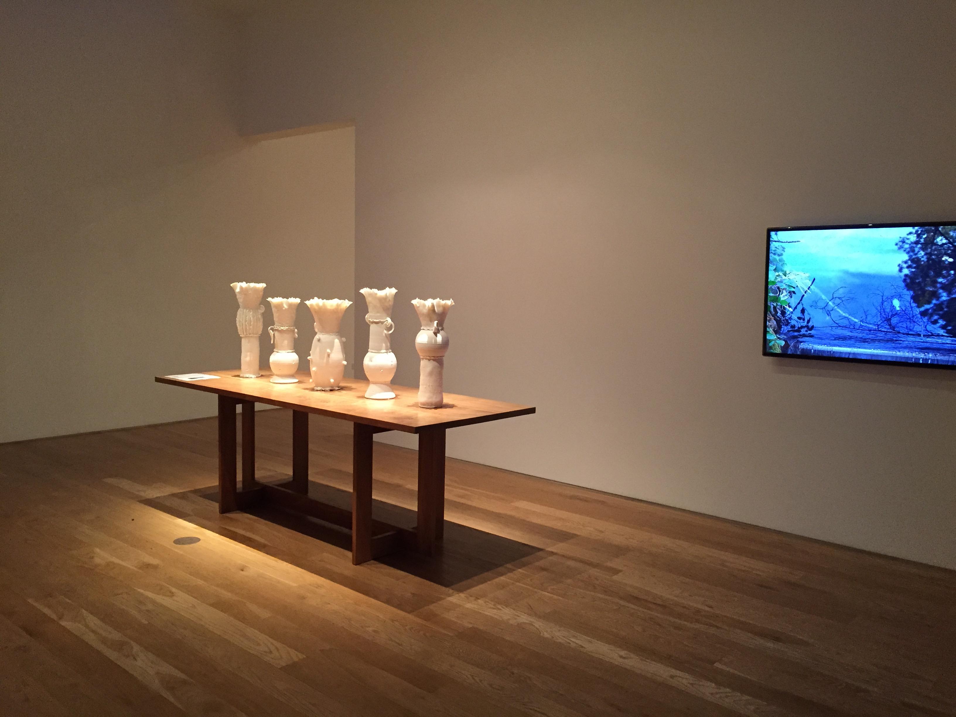 installation at Samuel Freeman 2015