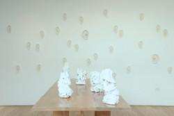 installation at Samuel Freeman