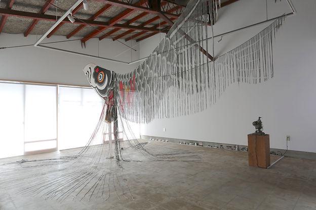 Kaoru Hirano, art installation
