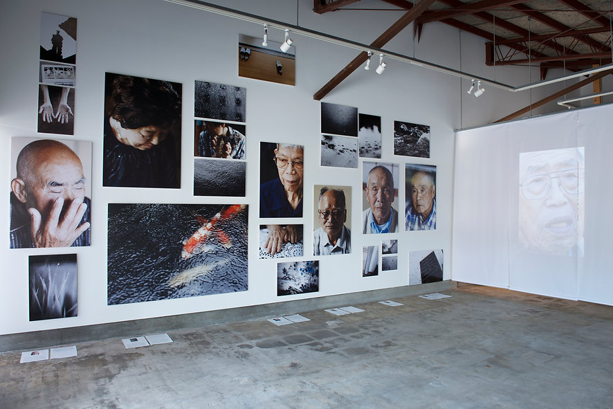 photo installation