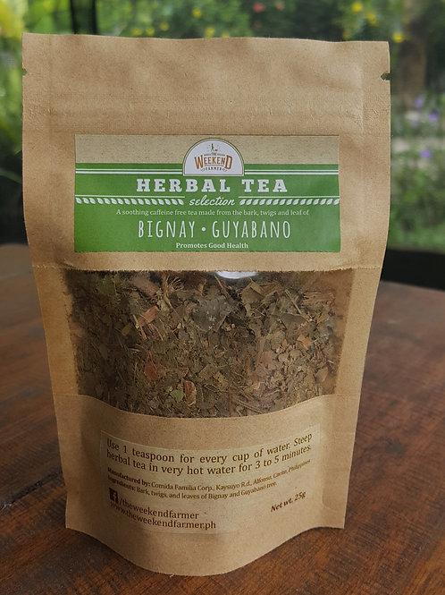 Bignay-Guyabano Tea 25g