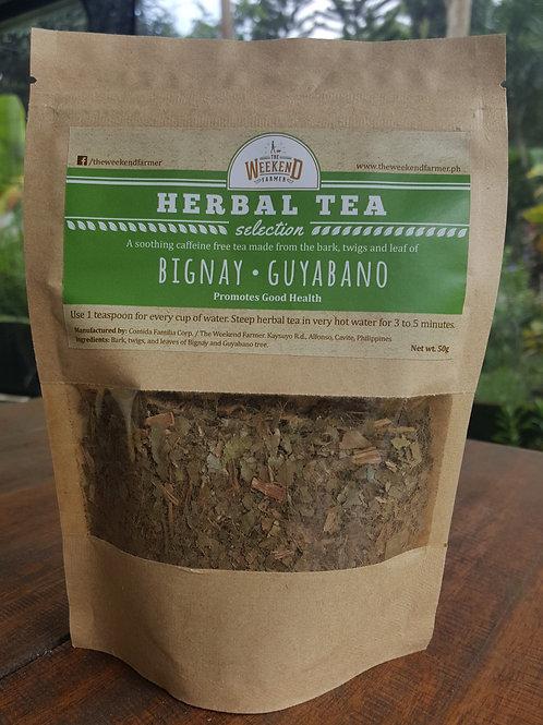 Bignay-Guyabano Tea 50g