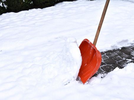 Schnee und Eis? -  Räumpflichten des Liegenschaftseigentümers