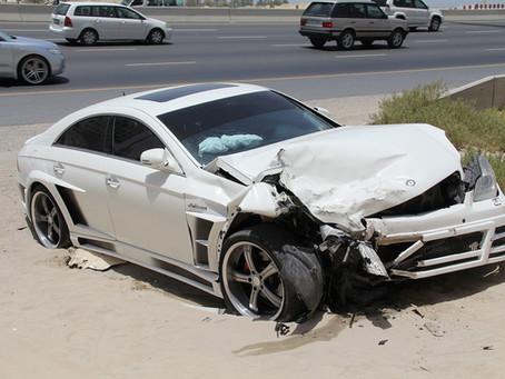 Verkehrsunfall und meine Rechte