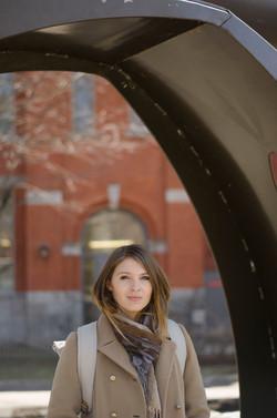 Emili Losier headshot
