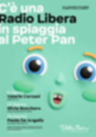 Agosto bagno Peter Pan