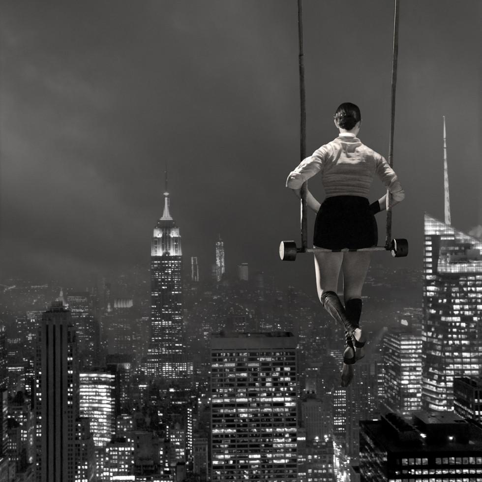 Rising above New York