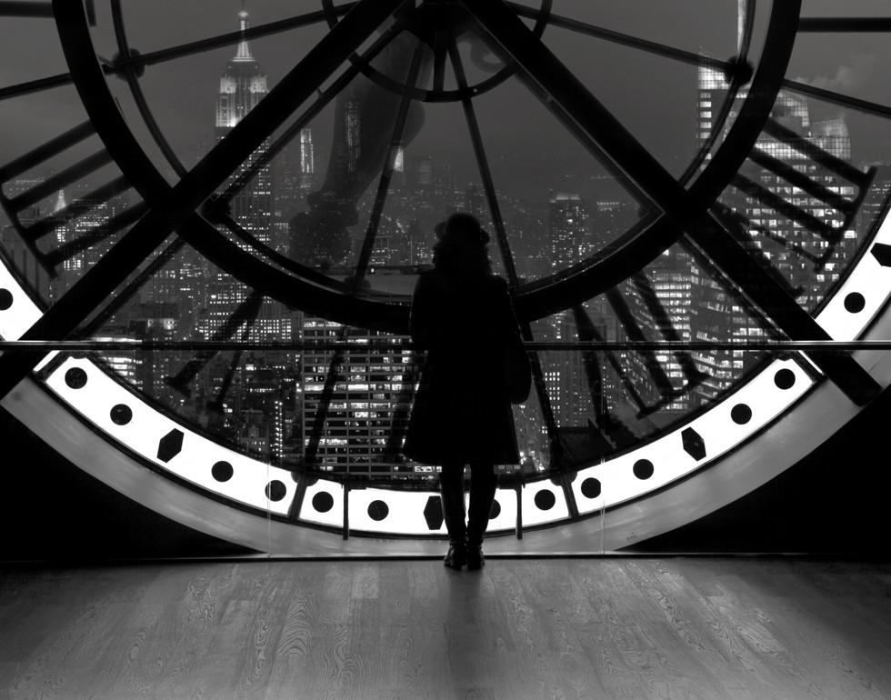 Paris - New York ;-)
