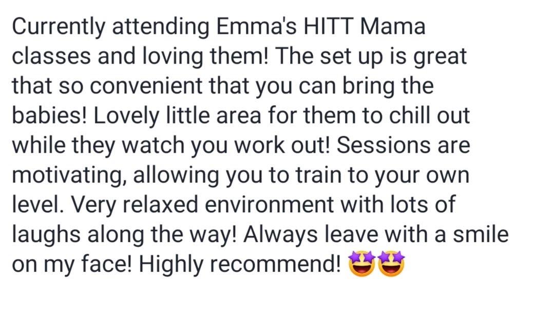 testimonial Emma