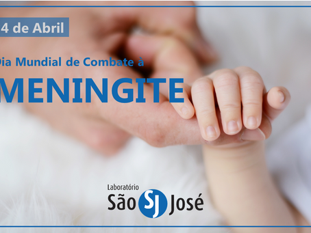 24 de Abril, Dia Mundial de Combate à Meningite!