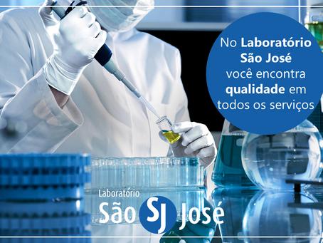 Laboratório São José, qualidade em todos os serviços