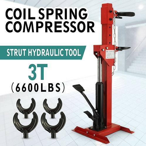 Coil Spring Compressor Auto Strut Machine