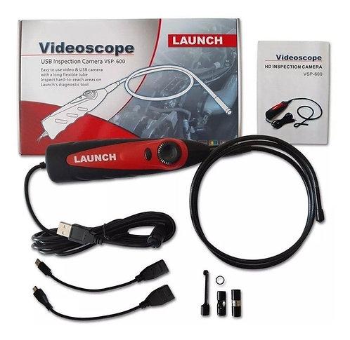 Launch Videoscope/Borescope