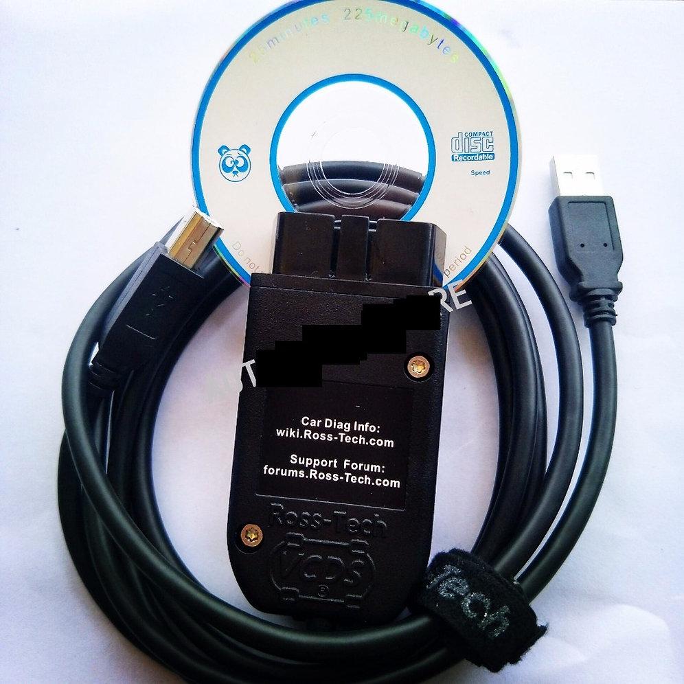 VW & Audi 2019 VCDS HEX V2 Diagnosis Interface | 254 DIAGNOSTIC KENYA
