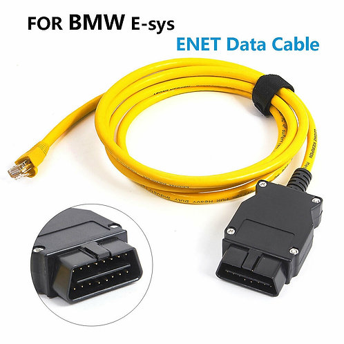 BMW OBD-II ENET Ethernet Cable