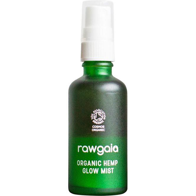 RawGaia Organic Hemp Glow Mist