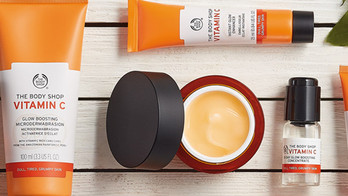 The Body Shop: Vitamin C Range Review & Thoughts