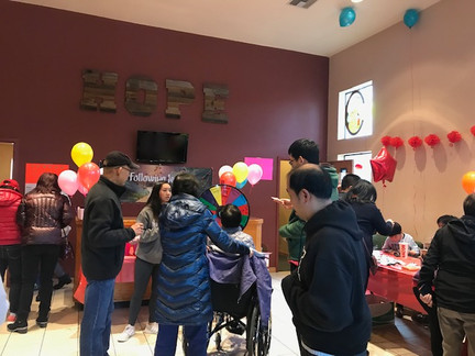 SLI & FCSN Chinese New Years Celebration!