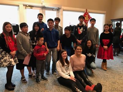 Chinese New Year Celebration with Seniors!