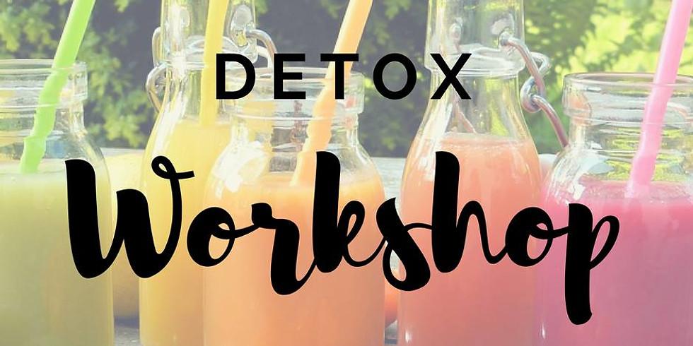 Detox Workshop | Voller Energie in den Frühling