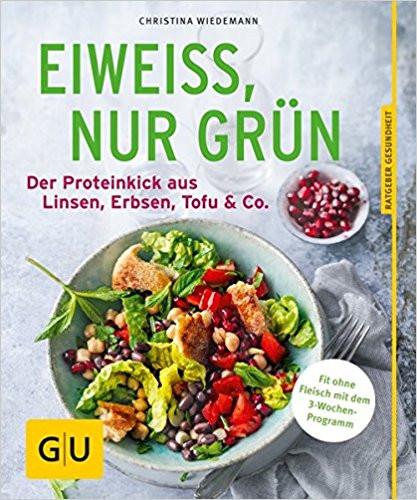Kochbuchtipp Erbsen und pflanzliches Eiweiß
