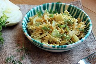 Fenchel-Zitronen Pasta