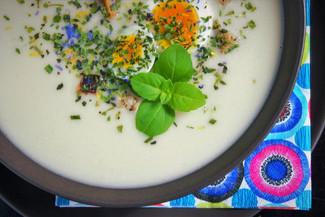 Mühlviertler Rahmsuppe