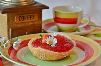 Zuckerfreie Erdbeermarmelade