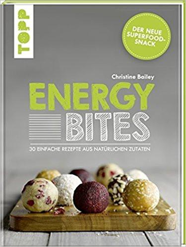 Energy Bites Kochbuch