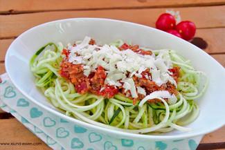 Zucchini-Pasta Asciutta