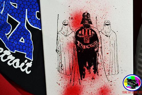 Star Wars Vader Canvas