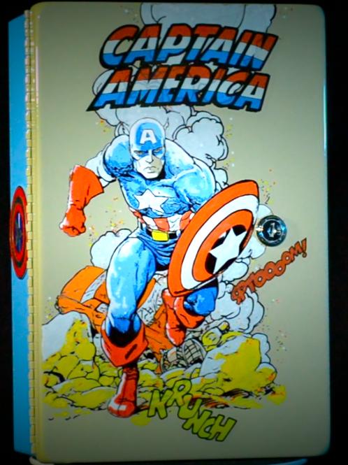 Captain America Heavy Duty