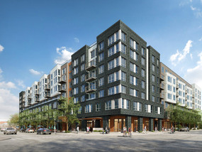 286 'industrial inspired' apartments in Redmond