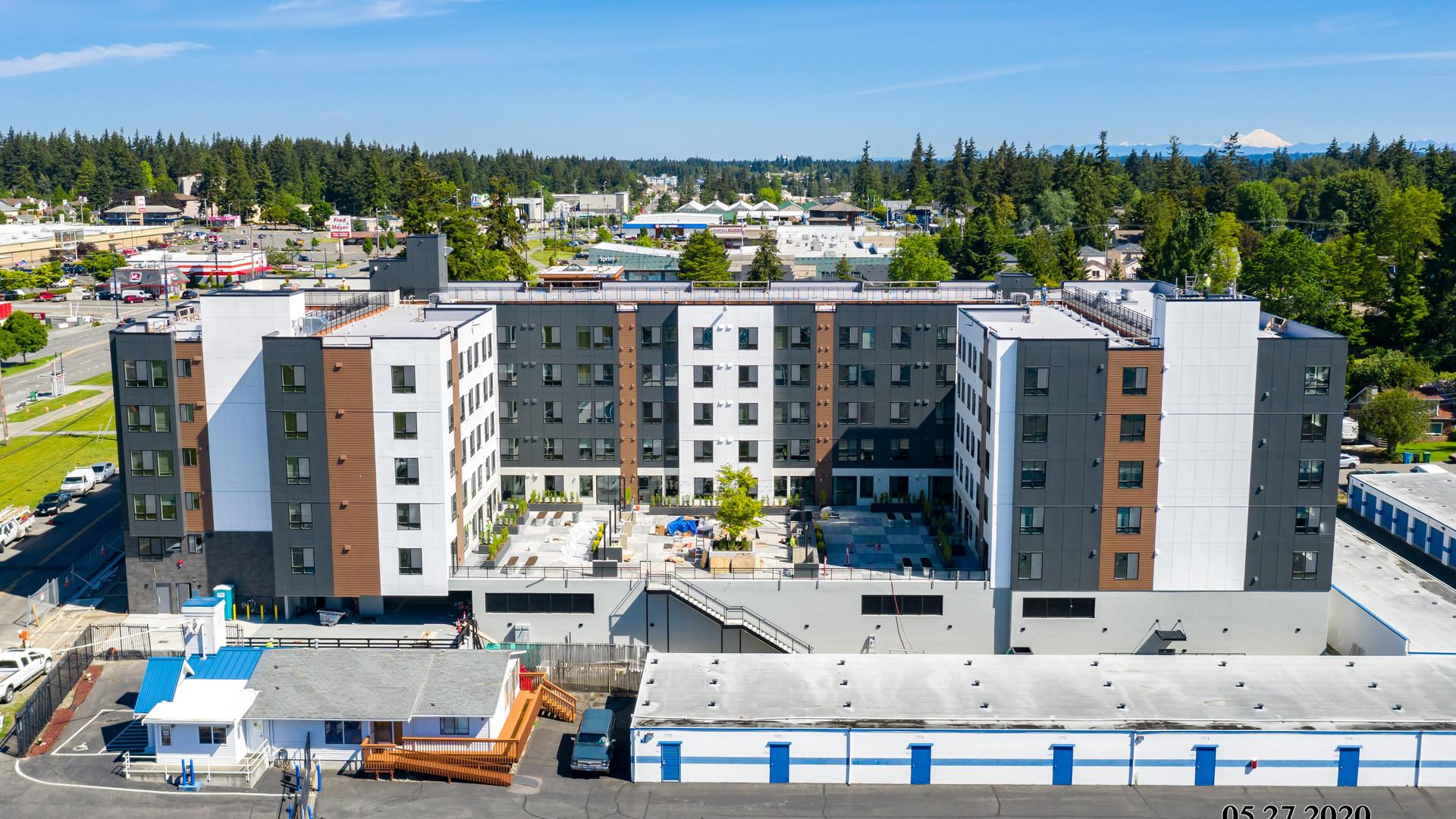 Vail Apartments (Shoreline, WA)