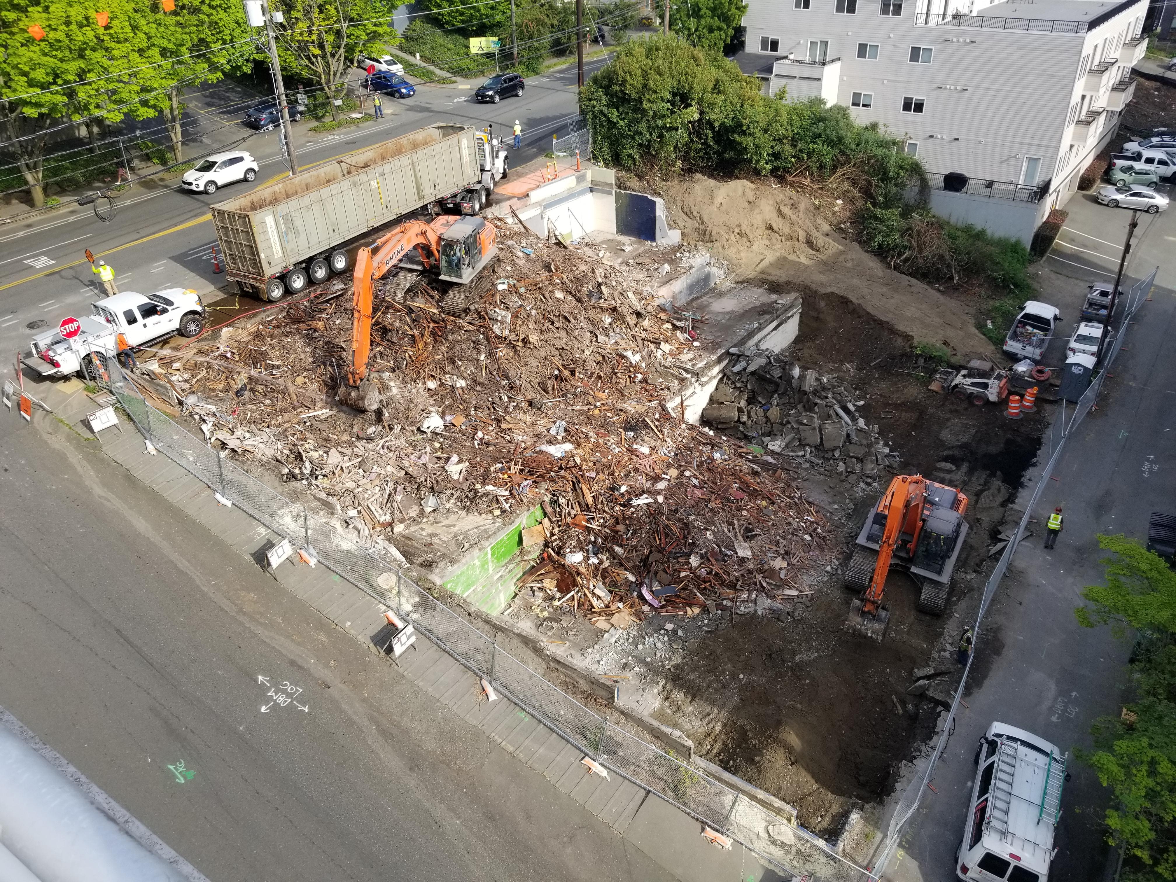 Demolition 5-1-18