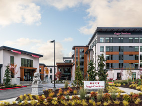 Aegis Gardens of Newcastle Wins National Award for Best Architecture and Design